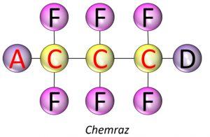 Chemraz Molecular Structure
