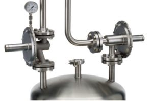Picuture of regulator in use